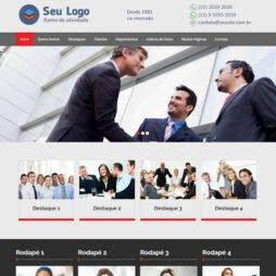 Pacote Criar Site Empresa