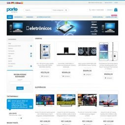 Loja Virtual Wordpress