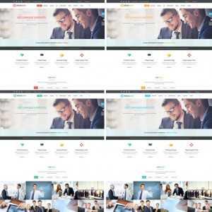 Consultoria Template Joomla Responsivo 244 2