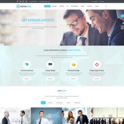 Criar Site Consultoria Joomla Responsivo 244