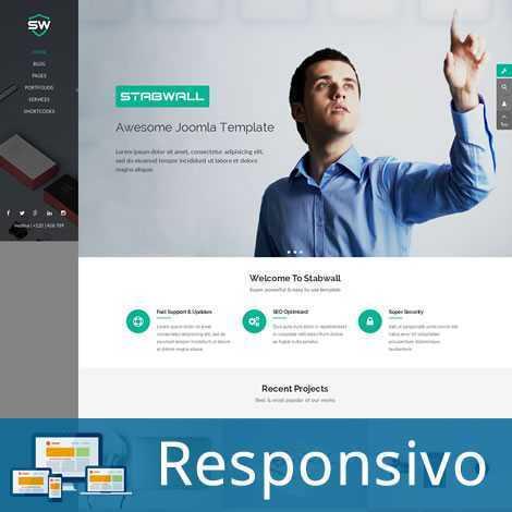 Criar Site Consultoria Joomla Responsivo 227