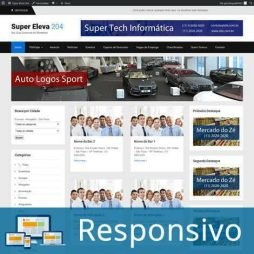 Template guia comercial wordpress responsivo super eleva 204