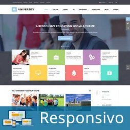 Template universidade faculdade responsivo super eleva 241