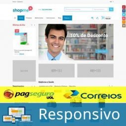 Loja Virtual Template WordPress Português 231 A