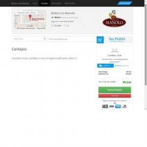 sistema de entrega e delivery online 5