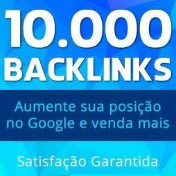 10 mil backlinks criar