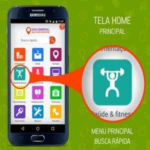 Aplicativo Android Guia Comercial 259 2