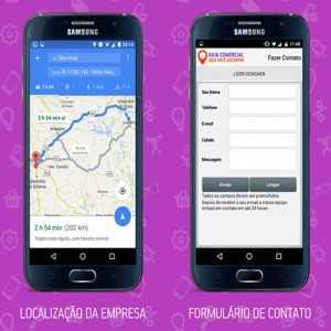 Aplicativo Android Guia Comercial 259 4