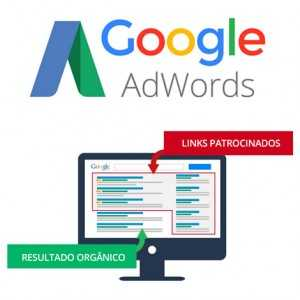 Google Adwords Links Patrocinados