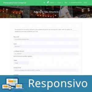 Guia Comercial Template WordPress Português 255 A 3