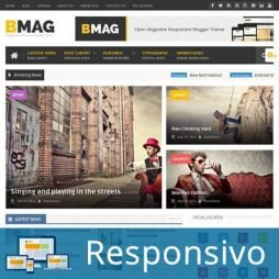 Template blogger noticias super eleva 248