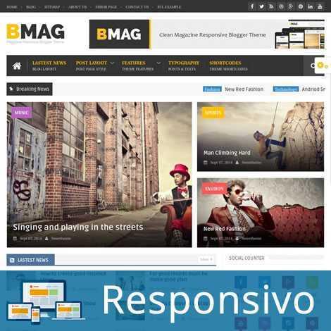 Template blogger noticias super eleva 248