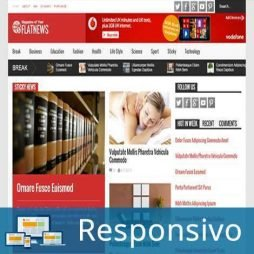 Template blogger noticias super eleva 249