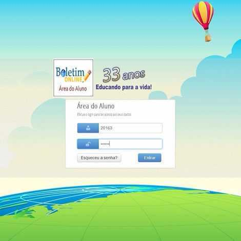 Sistema Script PHP Boletim Escolar Profissional Português 256 A 1