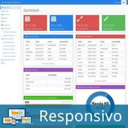 Sistema Script PHP Gerenciador Financeiro Pessoal 266