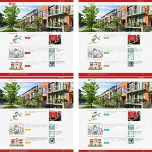 Site Pronto Para Condomínios em Português 264 A 2