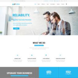 Criar Site Empresa 260
