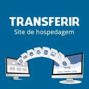 transferir site de hospedagem