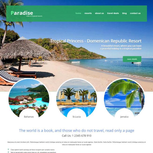 Criar Site Turismo Joomla Responsivo 28