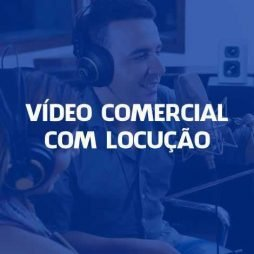 Video Comercial Propaganda Marketing com Locucao