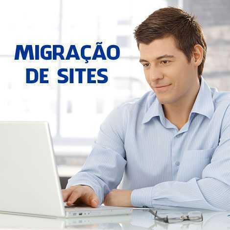 Migração de sites de uma hospedagem para a outra