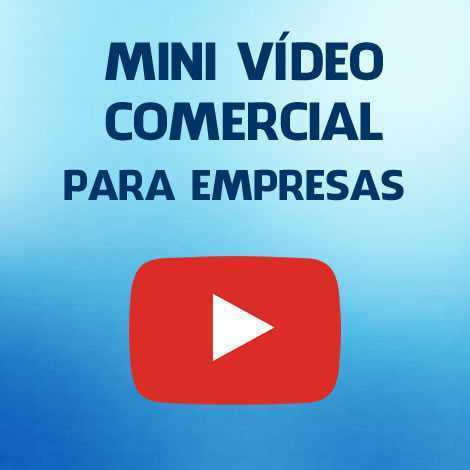 Mini Vídeo Comercial Para Empresas Vídeo Marketing