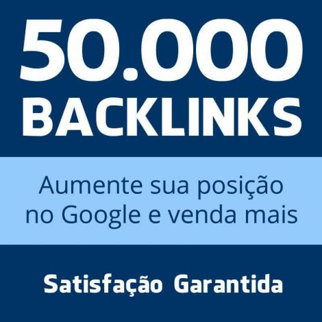 50 mil backlinks seo