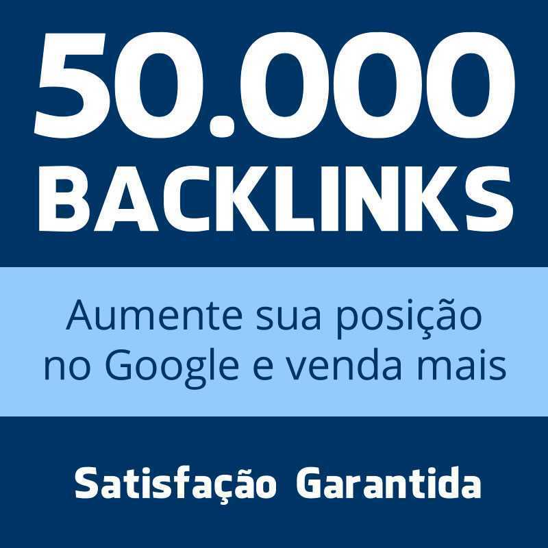 50 Mil Backlinks