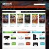 Criar Site Games Jogos WordPress Responsivo Português 1030