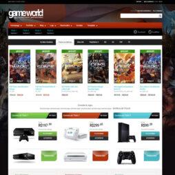 Criar Site Games Jogos