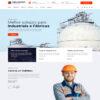 Criar Site Indústria WordPress Responsivo Português 1039