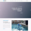 Criar Site Limpeza Piscinas WordPress Responsivo Português 1041