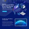 Criar Site Bitcoin Criptomoeda WordPress Responsivo 1043