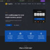 Criar Site Bitcoin Criptomoeda WordPress Responsivo 1044 S