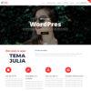 Criar Site Agência Modelos WordPress Responsivo Português 1048