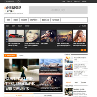 Site Blog Para Blogspot