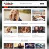 Criar Site Notícias Blog WordPress Responsivo 658 S