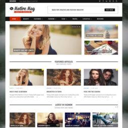 Criar Site Notícias Blog