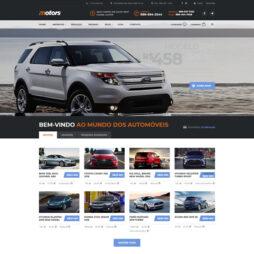Criar Site Automóveis WordPress Português 1077 a1