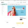Loja Virtual Roupas WordPress Responsivo Português 1084 S