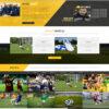Criar Site Esporte WordPress Responsivo Português 1099