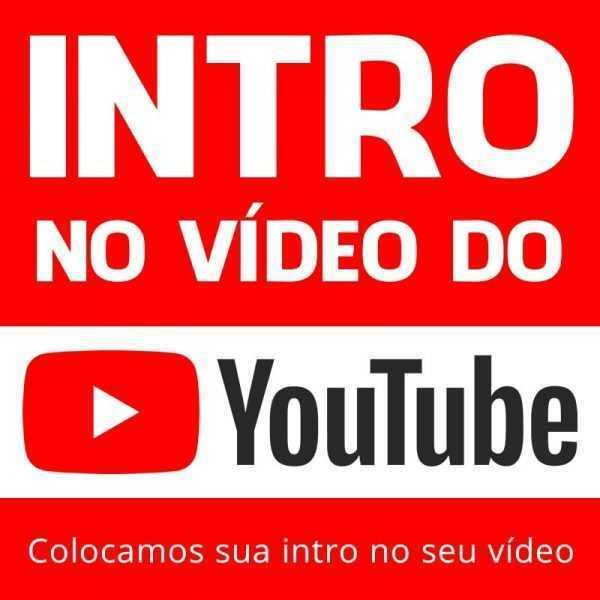 Colocar Intro No Vídeo Youtube Adicionar Edição