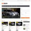 Criar Site Carro Automóvel WordPress Responsivo 559 S