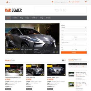 Criar Site Carro Automóvel