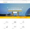 Criar Site Arquiteto Construtora Responsivo WordPress 566 S