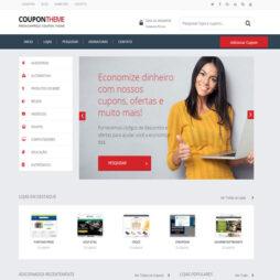 Criar Site Cupom de Desconto
