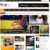 Criar Site Blog Blogspot Responsivo 722