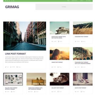 Criar Site Noticias Blog