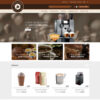 Loja Virtual Café Confeitaria Opencart Responsivo 733