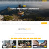 Criar Site Eventos Feiras Conferências WordPress Responsivo 753